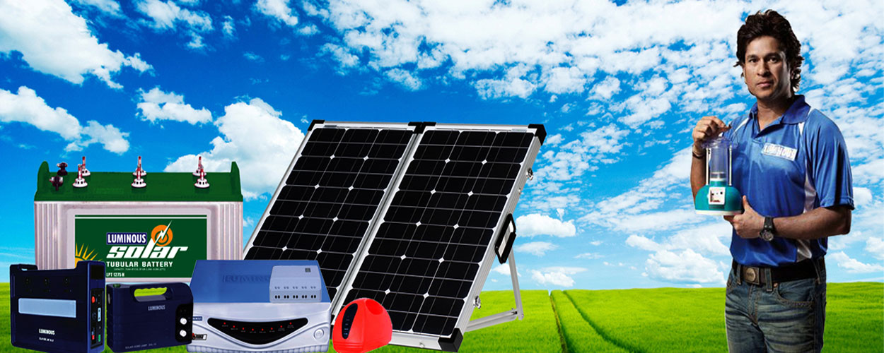 Luminous Solar Ups dealer in Tirunelveli
